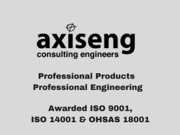 Axiseng ISO Certified